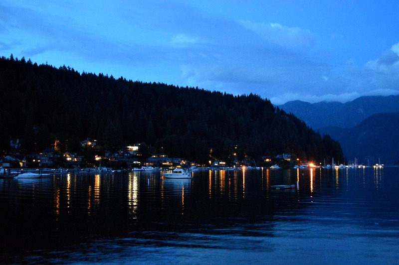 Visiting Deep Cove in North Vancouver, Canada