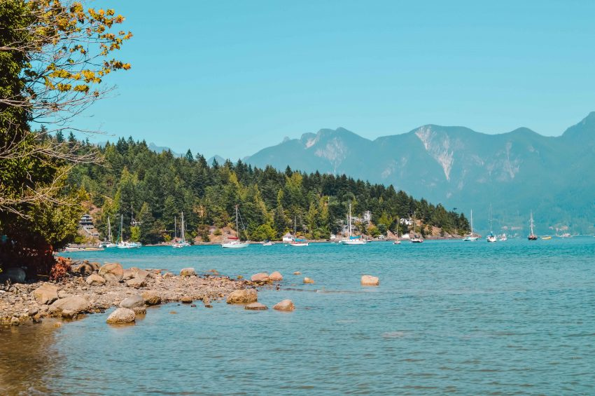 Bowen Island, one of the ten Vancouver day trips I recommend.