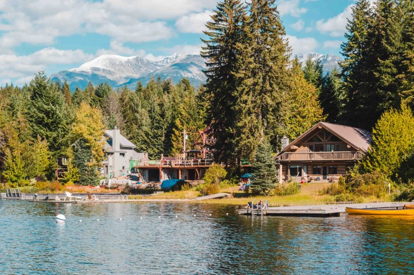 Whistler, one of the ten Vancouver day trips I recommend.