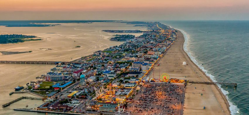Why you should travel to Ocean City, Maryland in the winter