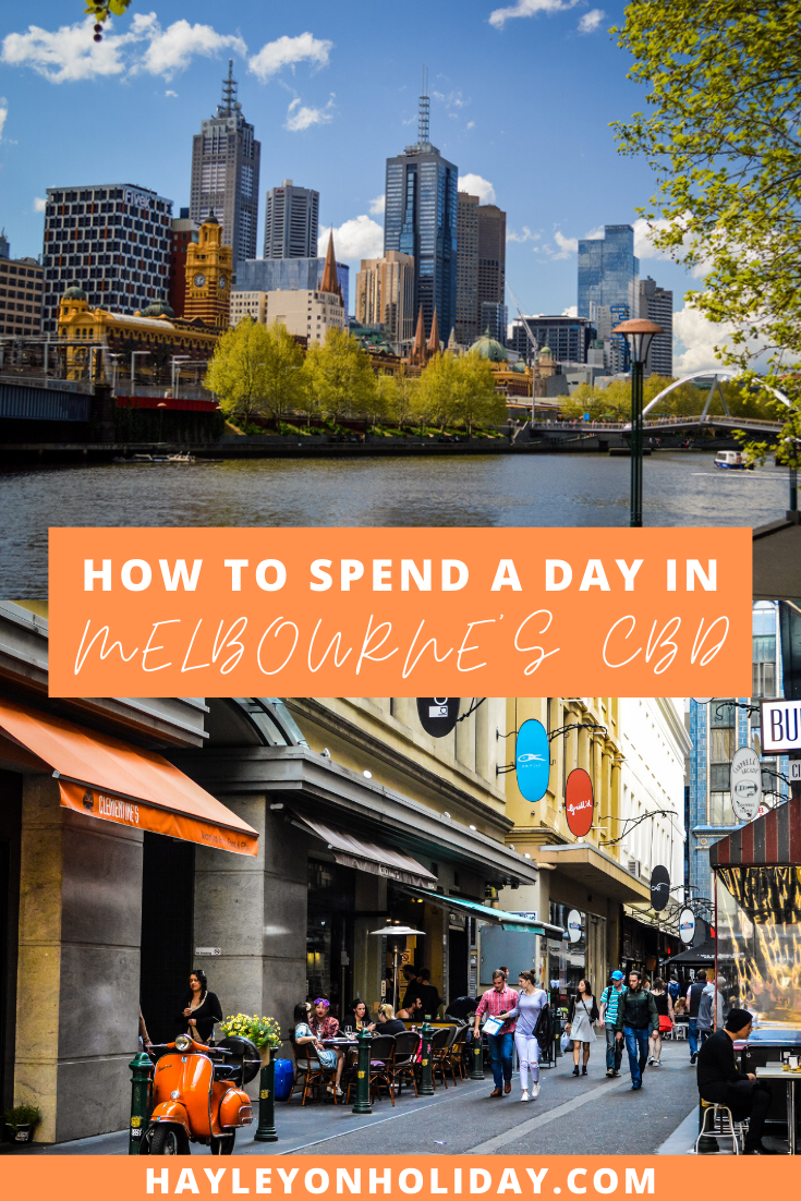 How to spend one day in Melbourne's CBD. All the things to do within Melbourne's city centre in one day.