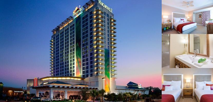 Margaritaville Resort Casino in Bossier City, Louisiana