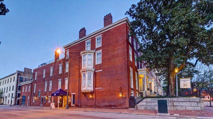 Linden Row Inn in Richmond, Virginia