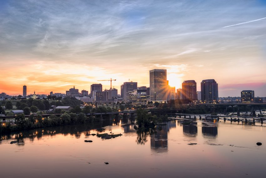 Where to stay in Virginia: Richmond