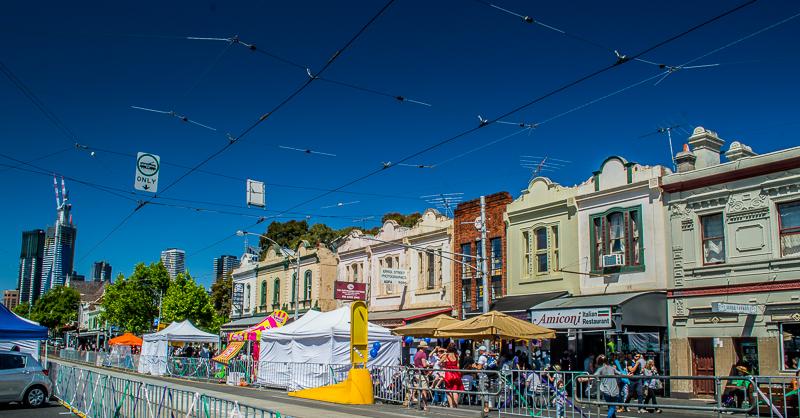 Move to Melbourne, Australia