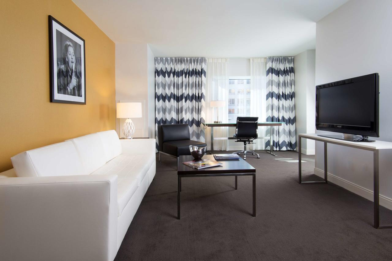 Baltimore hotels: inside Brookshire Suites