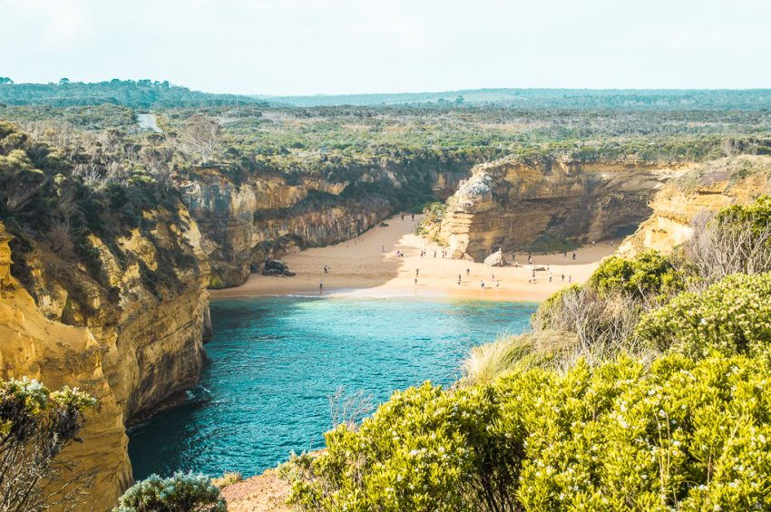 Melbourne day trips: the Great Ocean Road