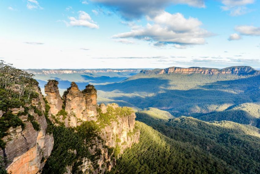 Blue Mountains - perfect Sydney day trip