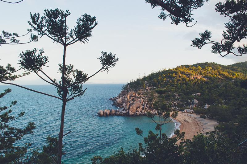 Lookouts on Magnetic Island
