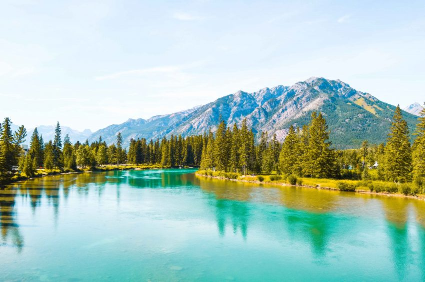 Exploring Banff in the Canadian Rockies