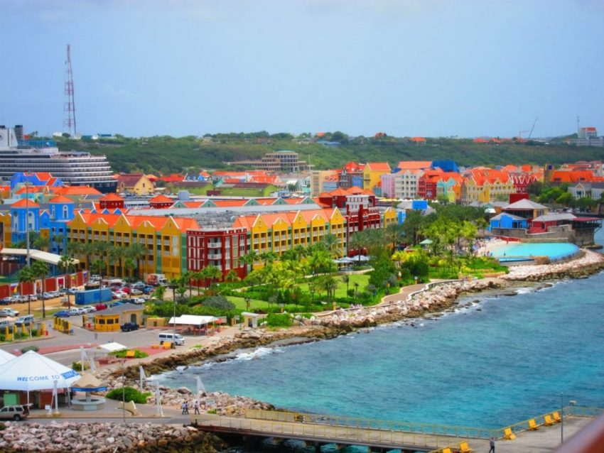 Willemstad in Curacao is on my Caribbean wish list