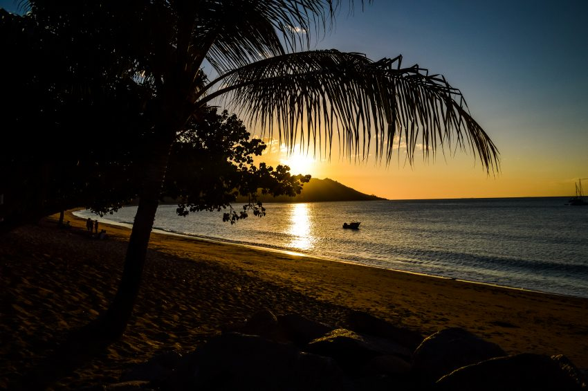 Horseshoe Bay Sunset on Magnetic Island