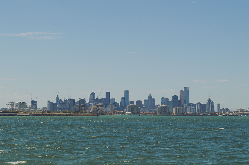 Williamstown has one of the best views in Melbourne
