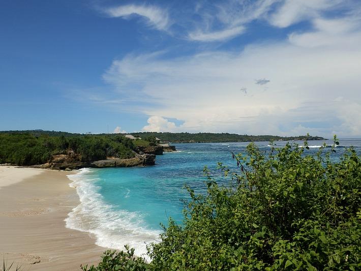 Visiting Nusa Lembongan in Bali
