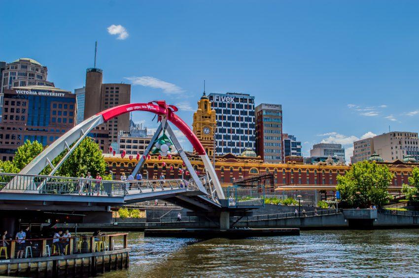 Celebrate an Australian Christmas in Melbourne