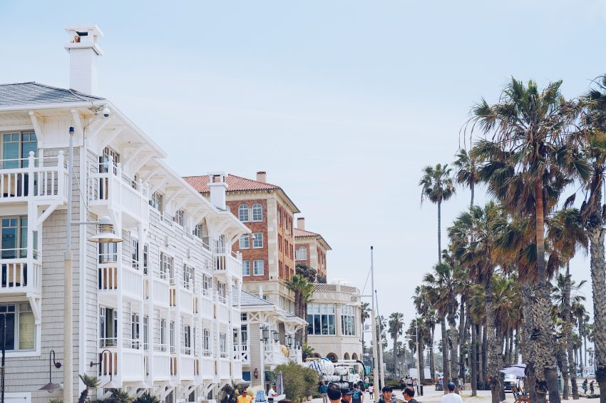Things to do in LA: walk from Santa Monica to Venice