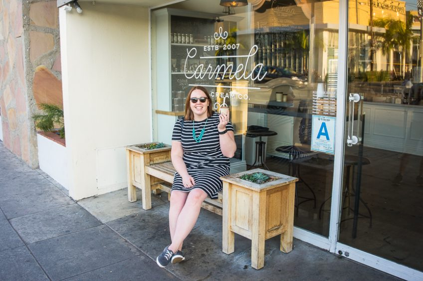 Where to eat: Carmela Ice Cream in LA, California