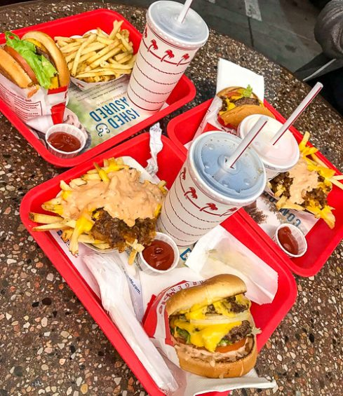 Where to Eat in LA: In-n-Out