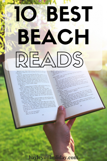 Looking for some reading inspiration? Check out my guide, featuring 10 best beach reads, memoirs and YA and chick lit novels you need to read not!