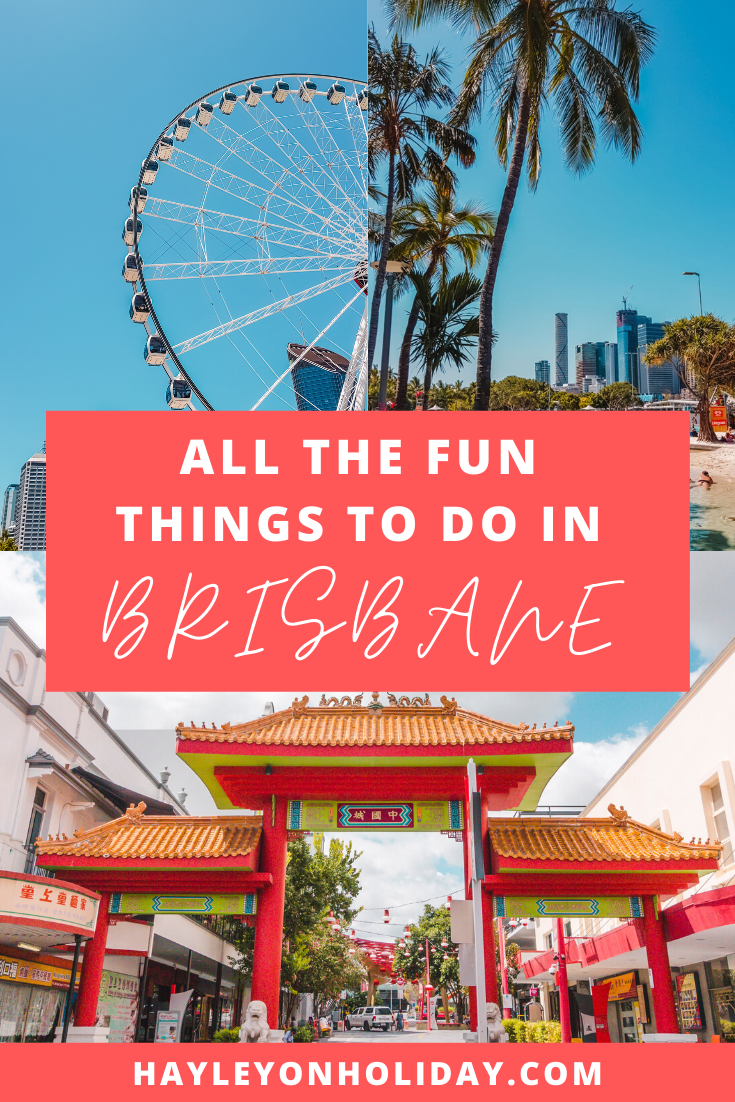 30+ fun things to do in Brisbane. A former local's guide that includes where to eat and drink, as well as cheap accommodation in Brisbane.