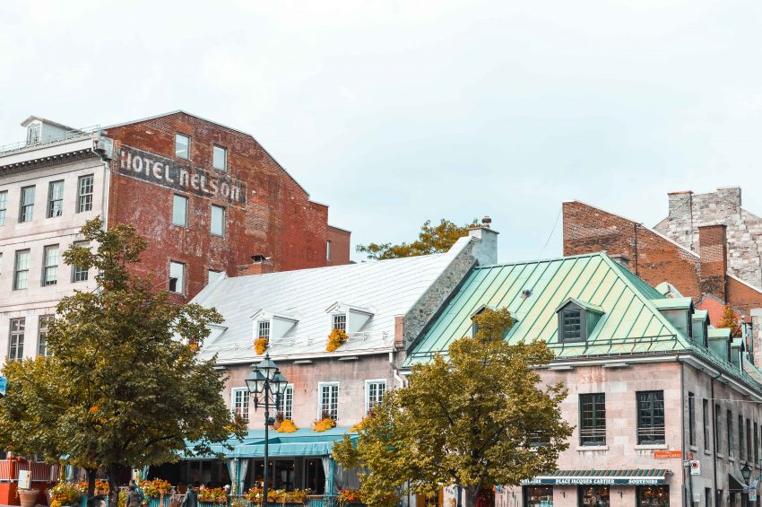 Visiting Montreal, Quebec and staying in an Airbnb