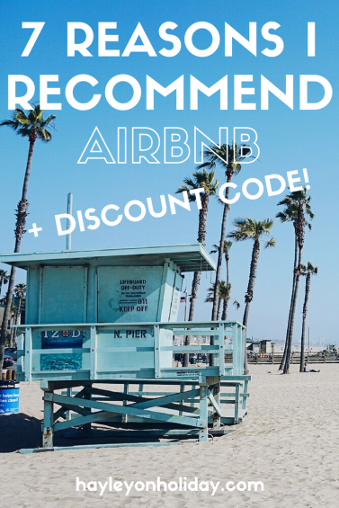 7 Reasons I Recommend Airbnb. Check out my guide to all things Airbnb, including why you should try Airbnb, as it's great for group travel, couples and solo travel. Don't forget there's a discount code inside too!
