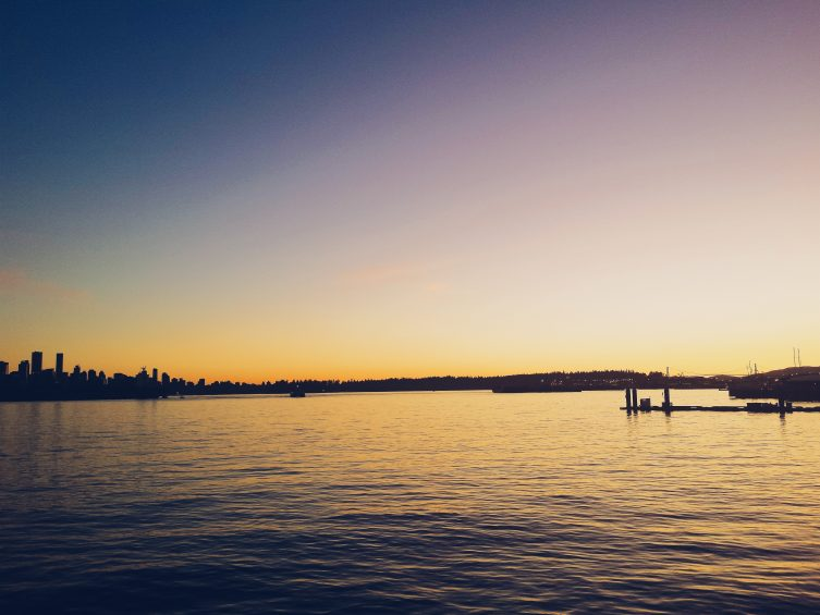 North Vancouver sunsets
