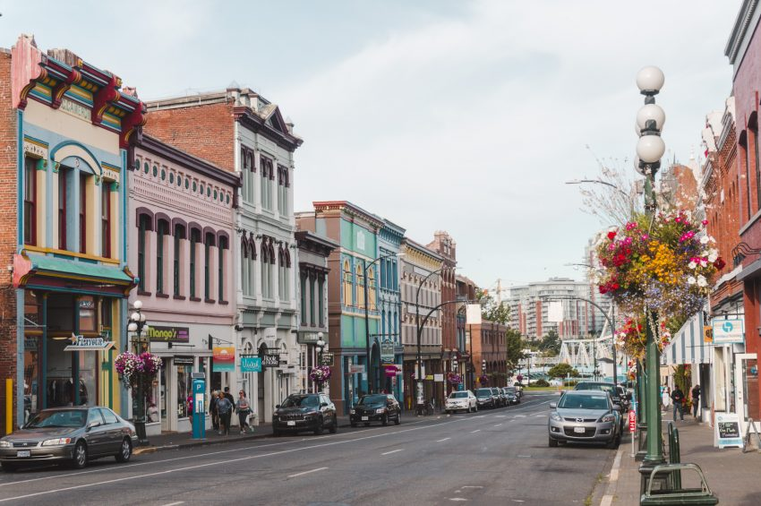 Add Victoria to your Canada holiday itinerary