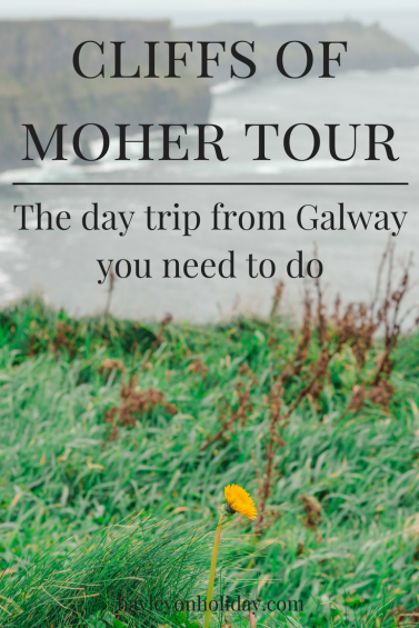 Looking for the best Cliffs of Moher day trip from Galway? Check out my review of this day trip with Lally Tours!