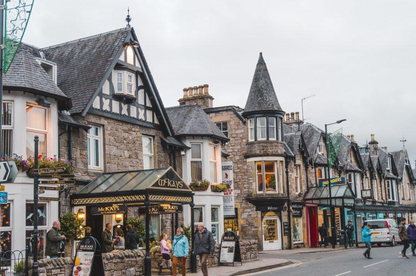 2017 travel highlight: Scotland Tour