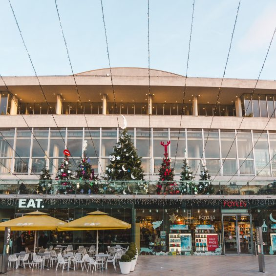 London Christmas at Southbank Centre