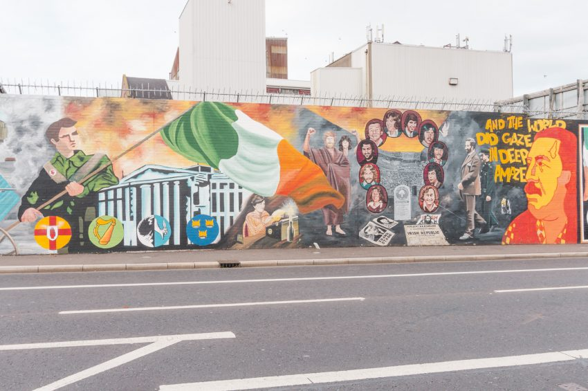 Belfast is definitely a place to visit on any Ireland and Northern Ireland itinerary
