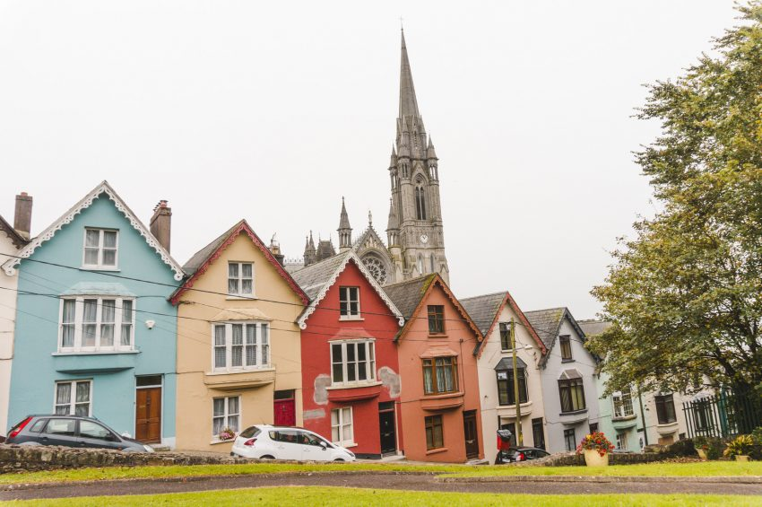 Visiting Cobh on a day trip from Cork, which should be added to every Ireland itinerary