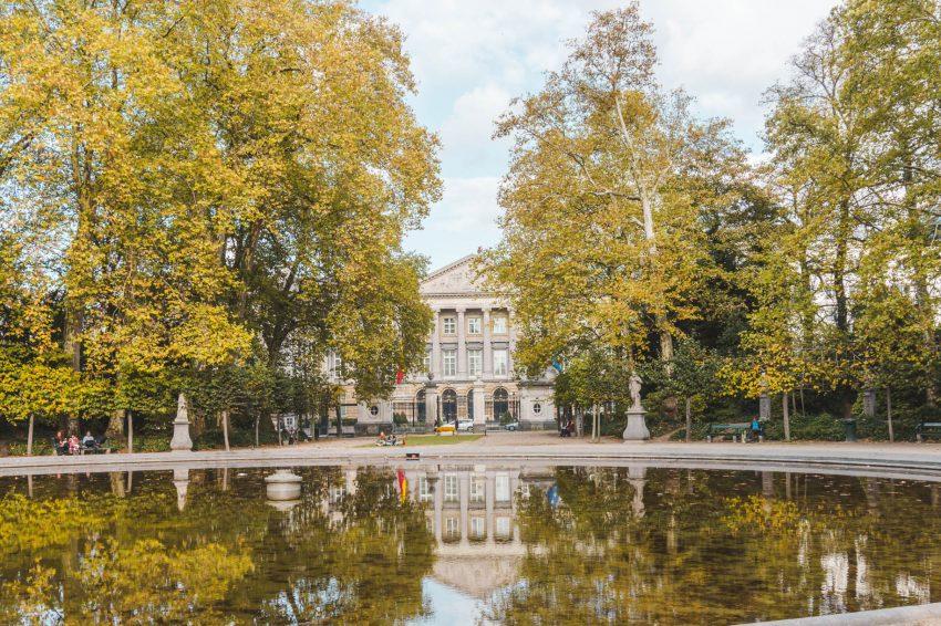 Things to do in Brussels, Belgium: visit Parc de Bruxelles
