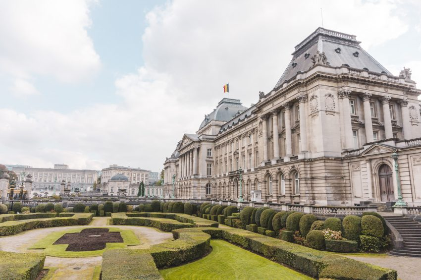 Things to do in Brussels: visit the Royal Palace