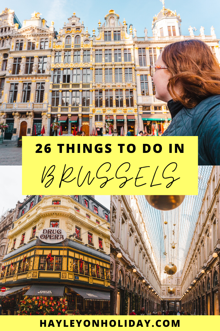 Things To Do in Brussels, Belgium