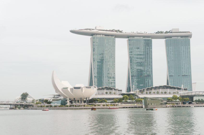Singapore photos: Marina Bay Sands