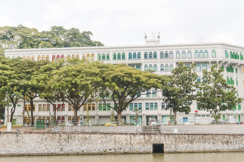 Singapore photos: Old Hill Street Police Station