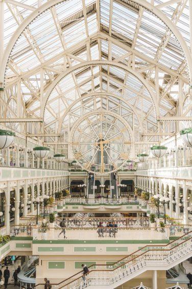 St Stephen's Shopping Centre in Dublin, Ireland