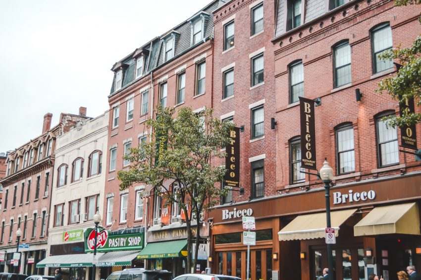 Best places to travel alone in the US: Boston, Massachusetts