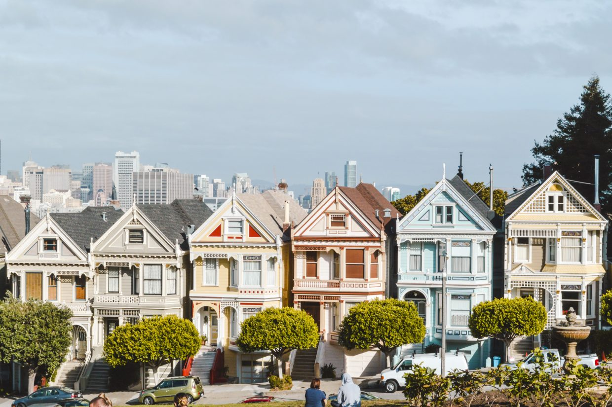 Best places to travel alone in the US: San Francisco, California