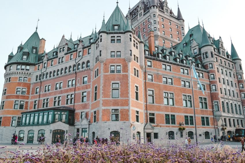 Add Quebec to your Canada holiday itinerary