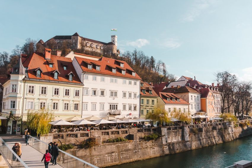 Check out my guide to the best hostels in the UK and Europe, including a winner in Ljubljana, Slovenia.