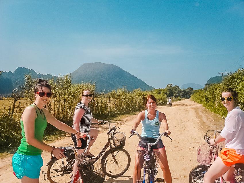 20 travel memories in 30 years: Vang Vieng, Laos