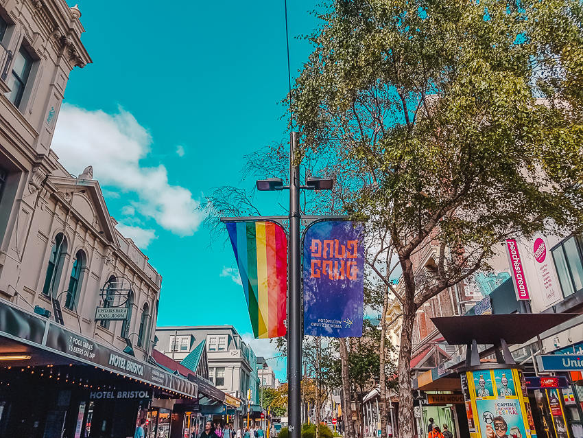Things to do in Wellington: wander down Cuba Street