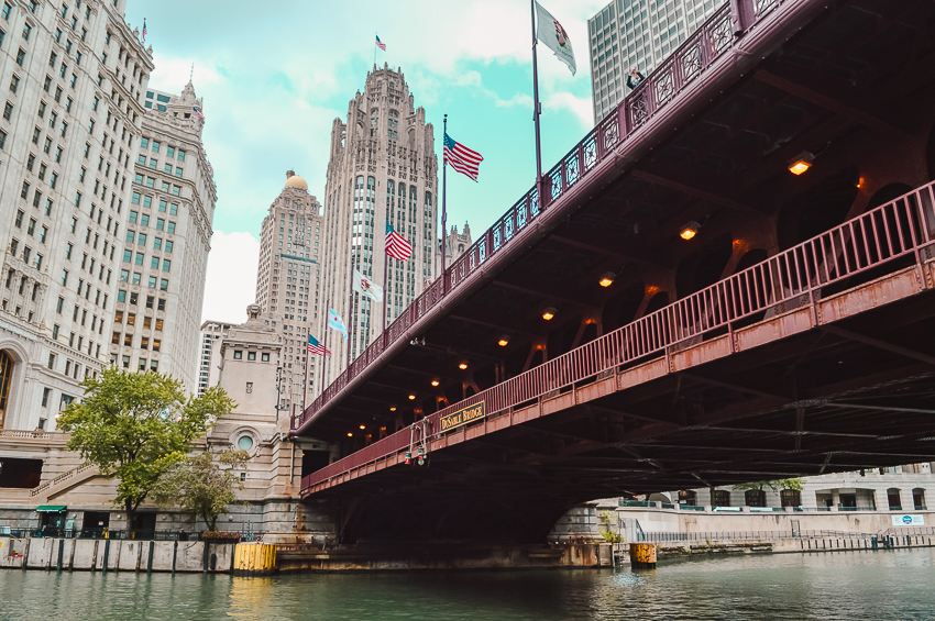 Things to do in Chicago: a river cruise