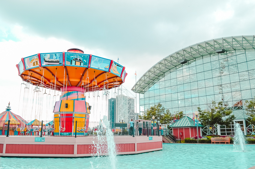 Things to do in Chicago: visit Navy Pier