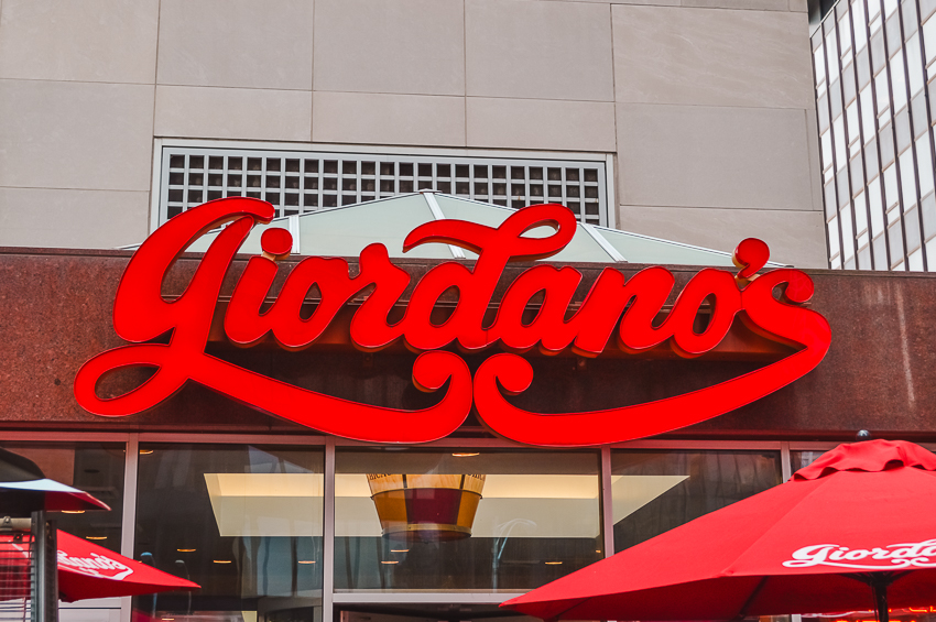 Where to eat in Chicago: Giordano's