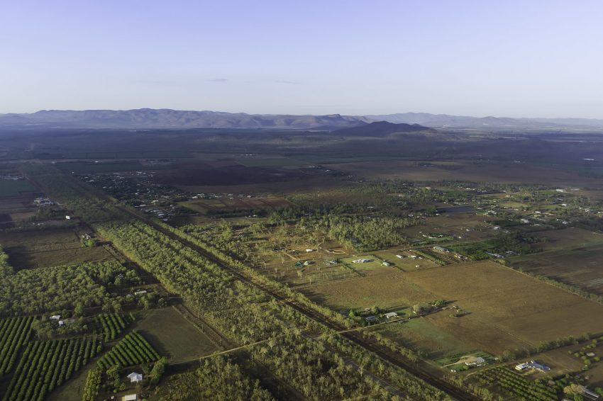 Things to do in Cairns - hot air balloon ride over Atherton Tablelands