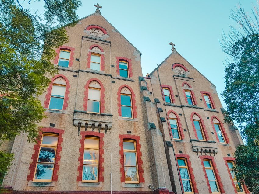 Abbotsford Convent in Melbourne, Australia
